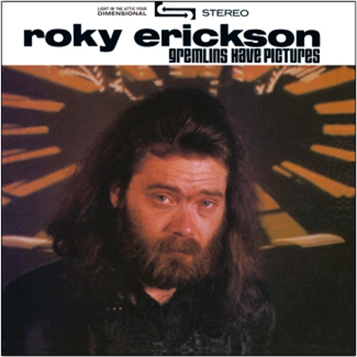 Roky Erickson Reisses With Liner Notes By Joe Nick Patoski