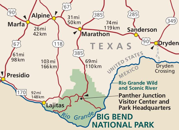 big-bend-regional-map